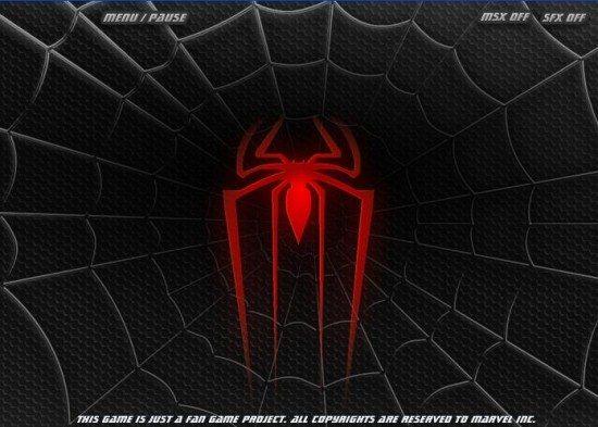 لعبة سبايدر مان Spider Man Attack