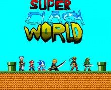 لعبة سوبر ماريو Super Clash World 2