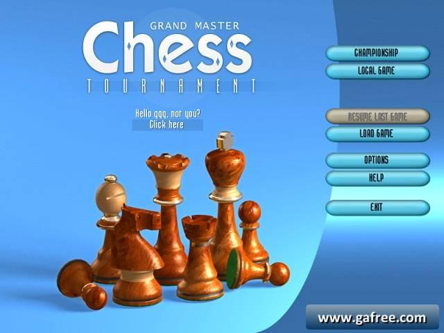 لعبة تعلم الشطرنج Chess Tournament