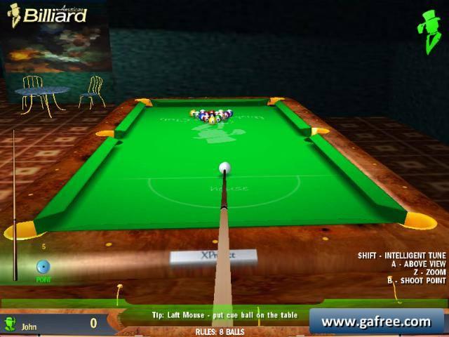 لعبة بلياردو المحترفين Falco American Pool
