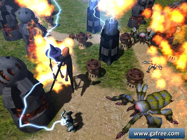 لعبة الحرب والجيش Tower Defence