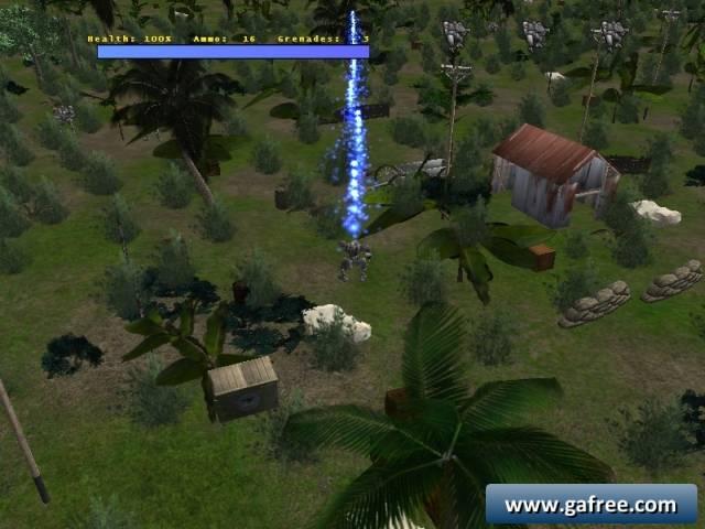لعبة جزيرة القراصنة Tropic Survive