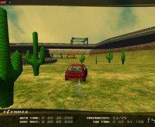 لعبة السيارات ManiaDrive