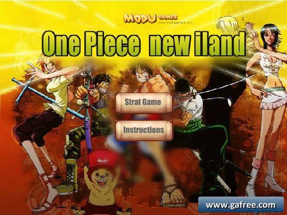 تحميل لعبة القتال One Piece New Iland