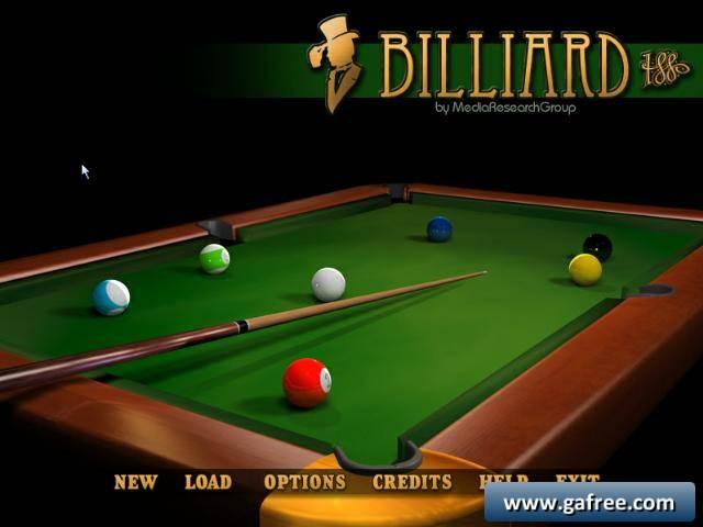 ايقونة لعبة البلياردو2014 للكمبيوترbilliard 2014 اون لاين3D