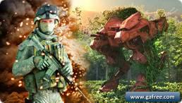 لعبة البقاء على قيد الحياة Battle For Survival