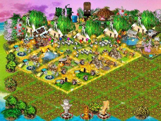 تحميل لعبة المزرعة السعيدة Farmerama