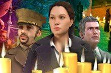 لعبة تحقيق في الجرائم Mystery Valley