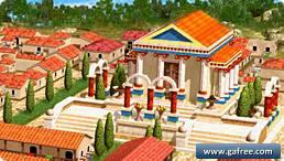 لعبة بناء الامبراطورية Romopolis