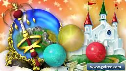 لعبة الفقاعات الملونة Sky Bubbles Deluxe