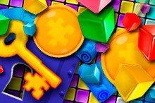 لعبة لغز الصورة Super Collapse