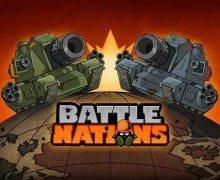 لعبة المعارك الاستراتيجية Battle Nations