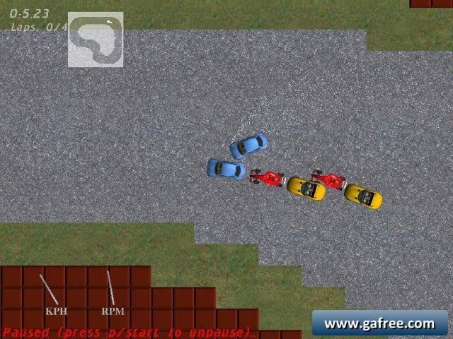 لعبة سباق السيارات Toy Cars