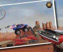 تحميل لعبة سباق السيارات Stunt Car Challenge