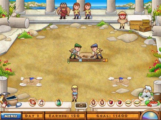 لعبة ادارة الوقت Lucys Expedition
