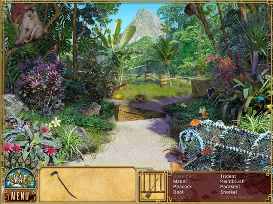 لعبة مغامرات الجزيرة Marooned المحبوبة
