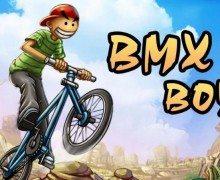 لعبة الدراجات الهوائية BMX Boy
