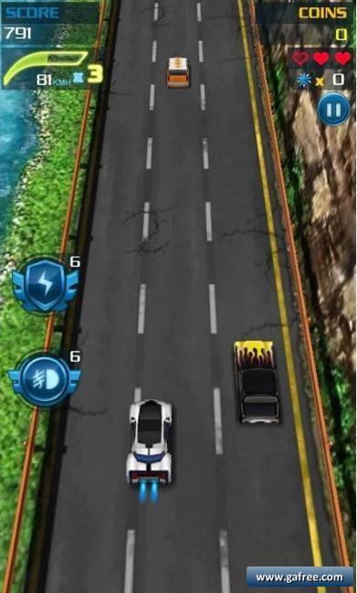لعبة سباق السيارات 2014 Speed Racing