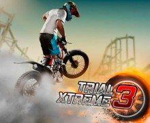 لعبة الدراجات الخطيرة Trial Xtreme 3