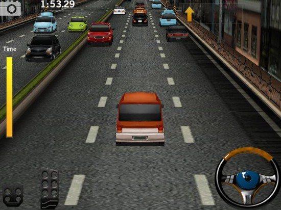 لعبة قيادة السيارات في الزحمة Dr. Driving