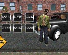 لعبة السائق المجنون Crazy City Parking King 3D