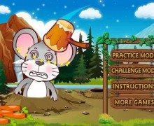 لعبة صيد الفئران Punch Mouse