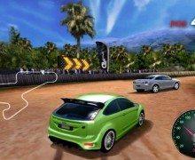لعبة رالي السيارات GT RACING
