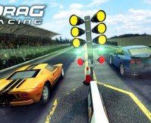 لعبة سباق ابطال السرعة Drag Racing