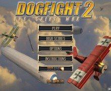 لعبة الطائرات المقاتلة Dogfight 2