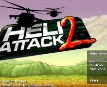 لعبة اسقاط الطائرات Heli Attack