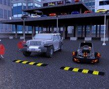 لعبة مهمات السيارات Parking