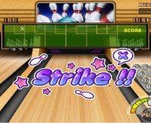 لعبة بولينج اندرويد Crazy Bowling
