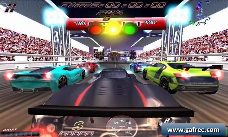 لعبة سباق السرعة Speed Racing Ultimate Free