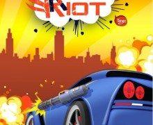 لعبة حرب السيارات Road Riot