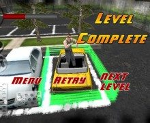 تحميل لعبة ركن العربيات Crazy Parking Car King 3D