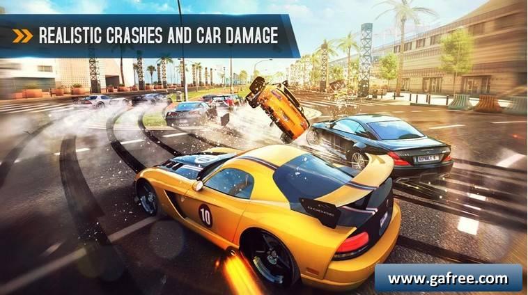 لعبة سباق سيارات 2014 Asphalt 8: Airborne