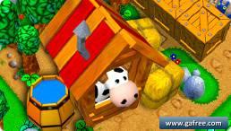 لعبة المزرعة الصغيرة Joes Farm