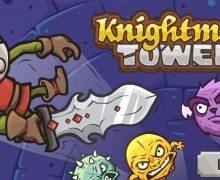 لعبة المقاتل الشجاع Knightmare Tower