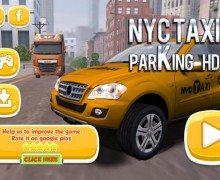 لعبة قيادة سيارة الاجرة TAXI PARKING HD