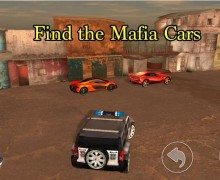 لعبة سيارات المافيا Cops vs. Mafia 4x4 3D