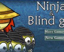 لعبة فتاة النينجا Ninja and Blind Girl