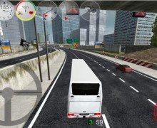لعبة قيادة الحافلات Duty Driver Bus LITE