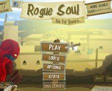 لعبة المقاتل النبيل Rogue Soul