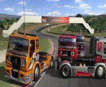 لعبة سباق شاحنات Truck Racing Game HD