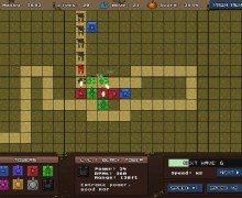 لعبة حرب الاستراتيجية Living Dead Tower Defense
