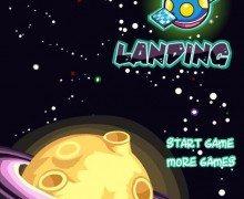 لعبة مركبة الفضاء Satellite Landing