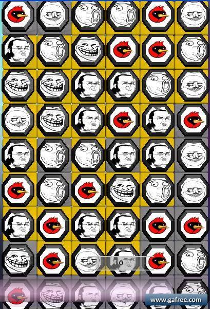 لعبة الوجوه الضاحكة Meme The Game