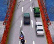 لعبة سباق الدراجات Racing Moto
