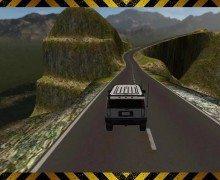 لعبة قيادة السيارة Hill Climb Truck Driving 3D