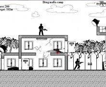 لعبة مكافحة الجريمة Sp N Soldier By Zip